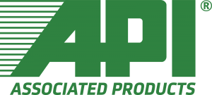 Associated Products International footer logo