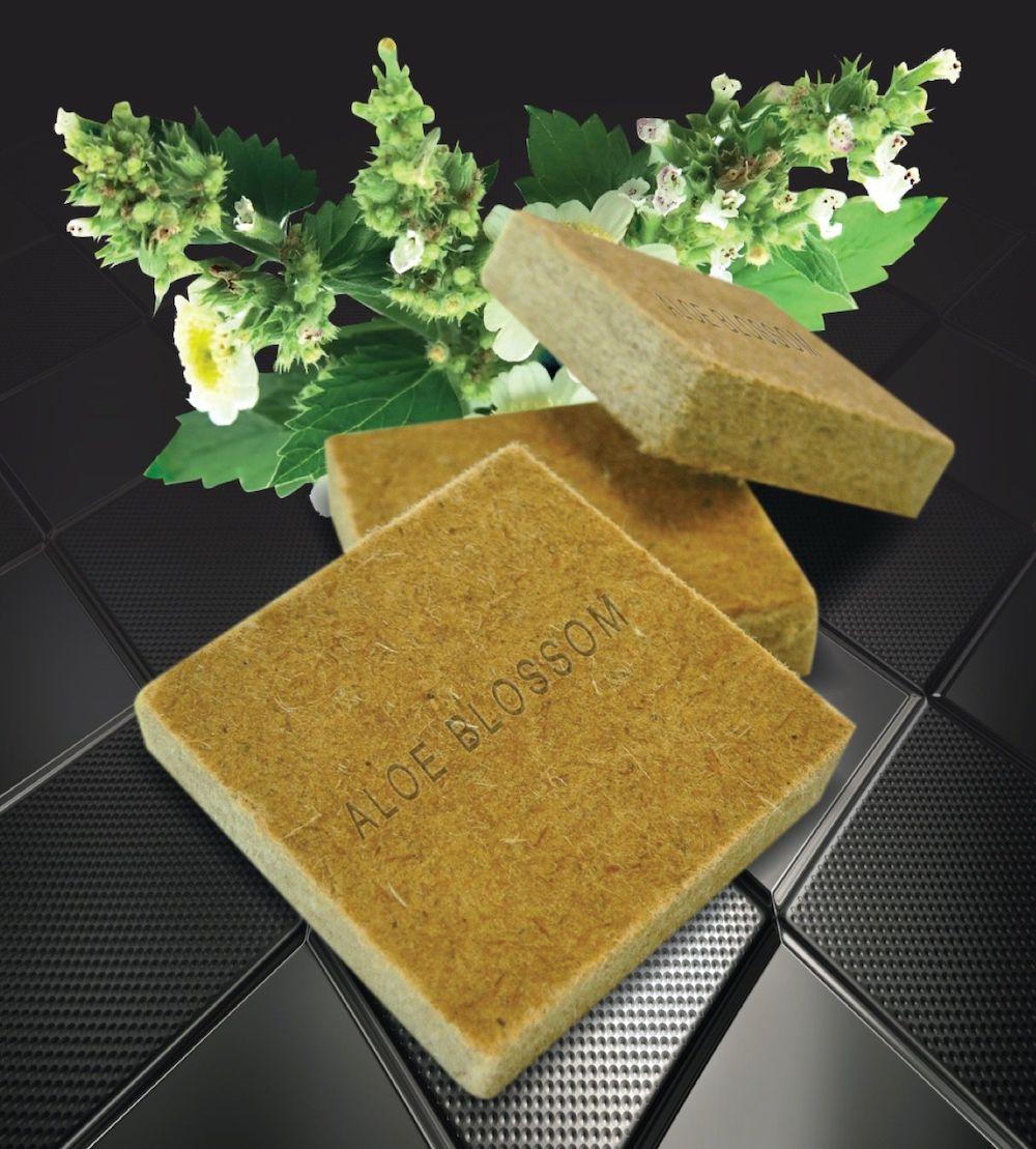 Aloe Blossom Deodorant Square Wafer