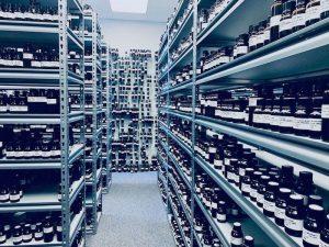 Sani Air Fragrance Library