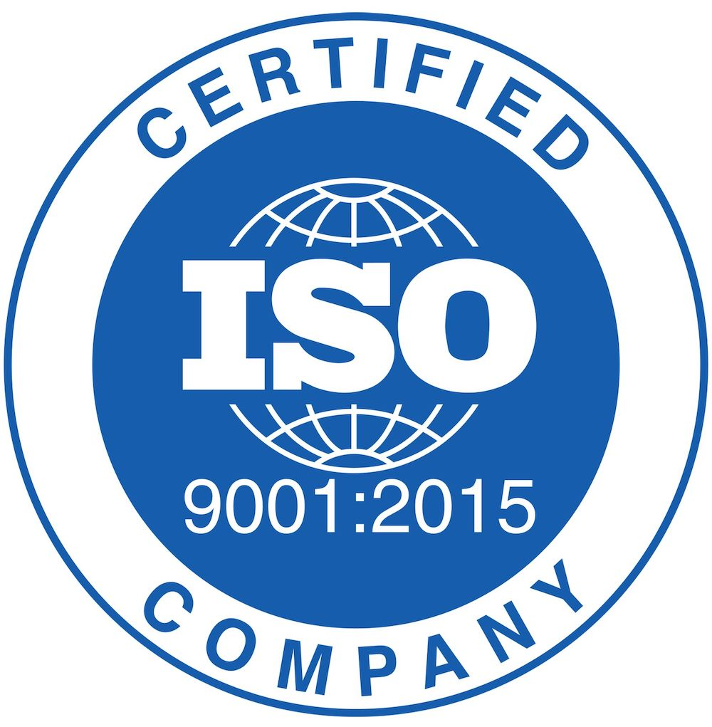 ISO Certified 9001 2015 Sani-Air