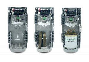 Sani-Air Smart Air Freshener Inside