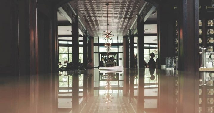 Hotel Lobby Ambient Scents